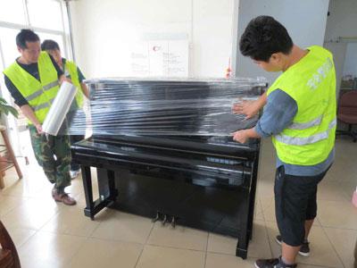 钢琴搬运、吊装搬运服务